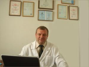 Доктор Судариков Игорь Витальевич